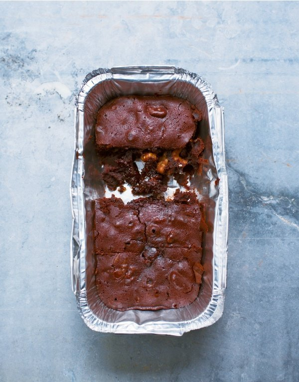 Image of Nigella's Emergency Brownies