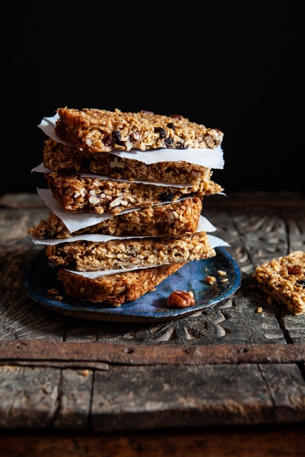 Image of Regula Ysewijn's Flapjacks