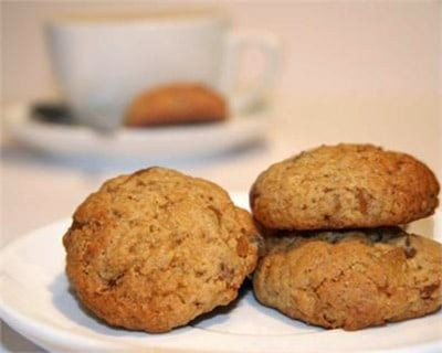 Hot Ginger Cookies