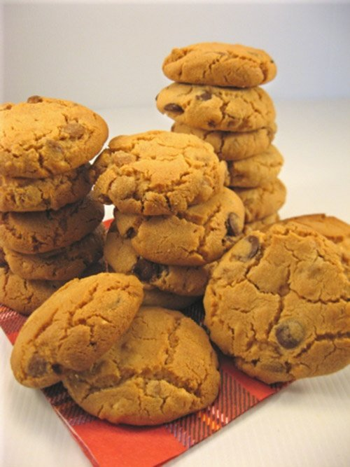 Janelle's Peanut Butter Biscuits