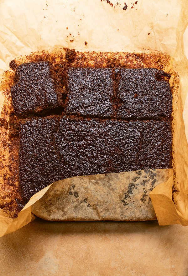 Image of Nigella's Luscious Vegan Gingerbread