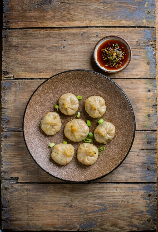 Image of Romy Gill's Momos