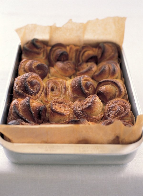 Image of Nigella's Norwegian Cinnamon Buns