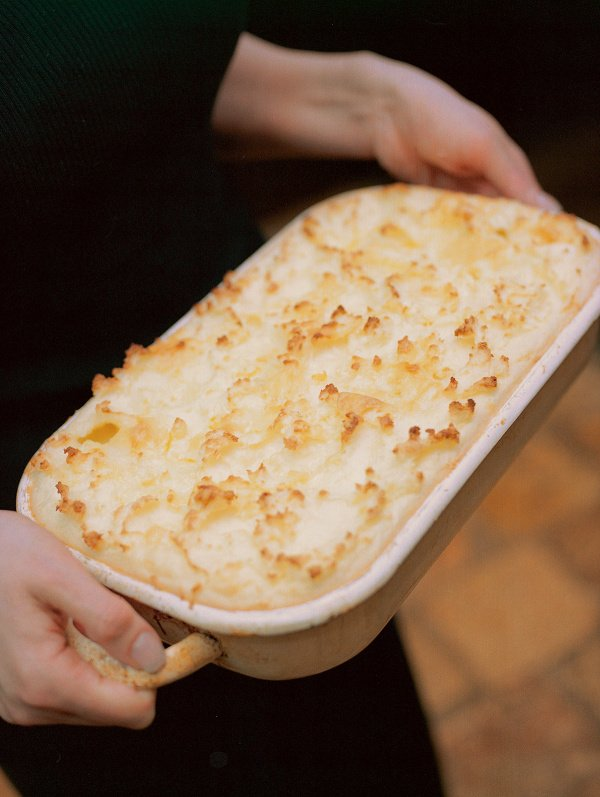 Nursery Fish Pie