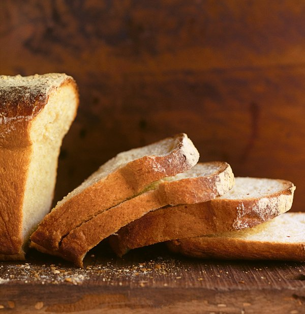 Image of Nigella's Old-Fashioned Sandwich Loaf