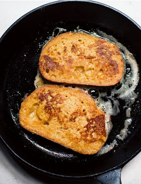 Image of Nigella's Parmesan French Toast
