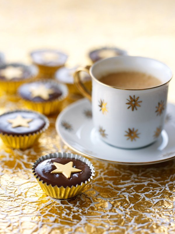 Image of Nigella's Chocolate Peanut-Butter Cups