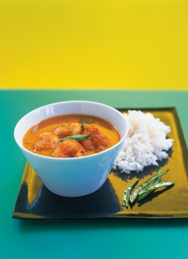 Image of Nigella's Mauritian Prawn Curry