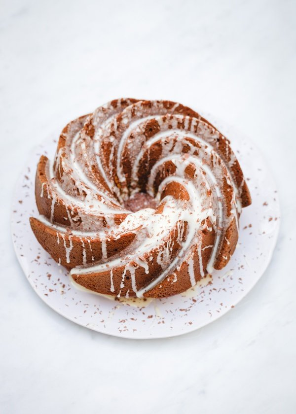 Image Of Nigella S Pumpkin Bundt Cake