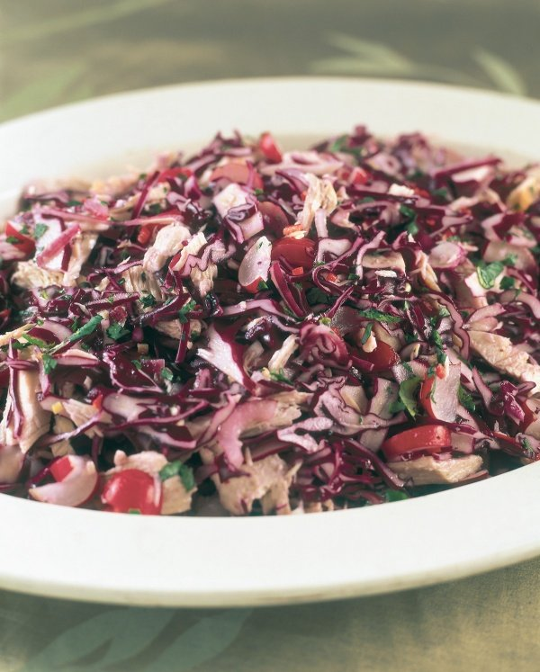 Red Seasonal Salad