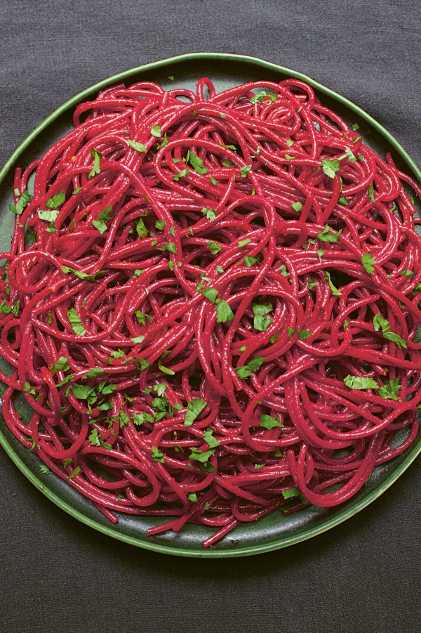 Image of Nigella's Ruby Noodles