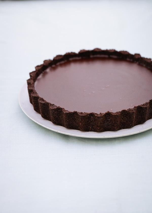 Chocolate Salted Caramel Cake Taste