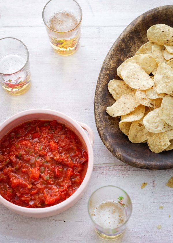 Image of Nigella's Simple Salsa