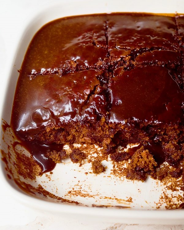 Image of Nigella's Sticky Toffee Pudding