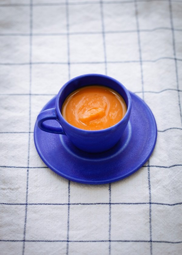 Image of Nigella's Sweet Potato Soup