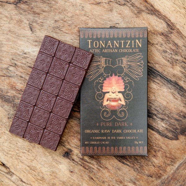 Tonantzin Dark Chocolate Vegan Truffle
