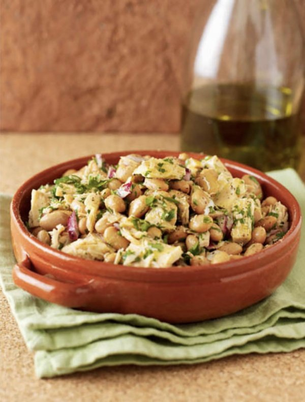 Image of Nigella's Tuna and Beans