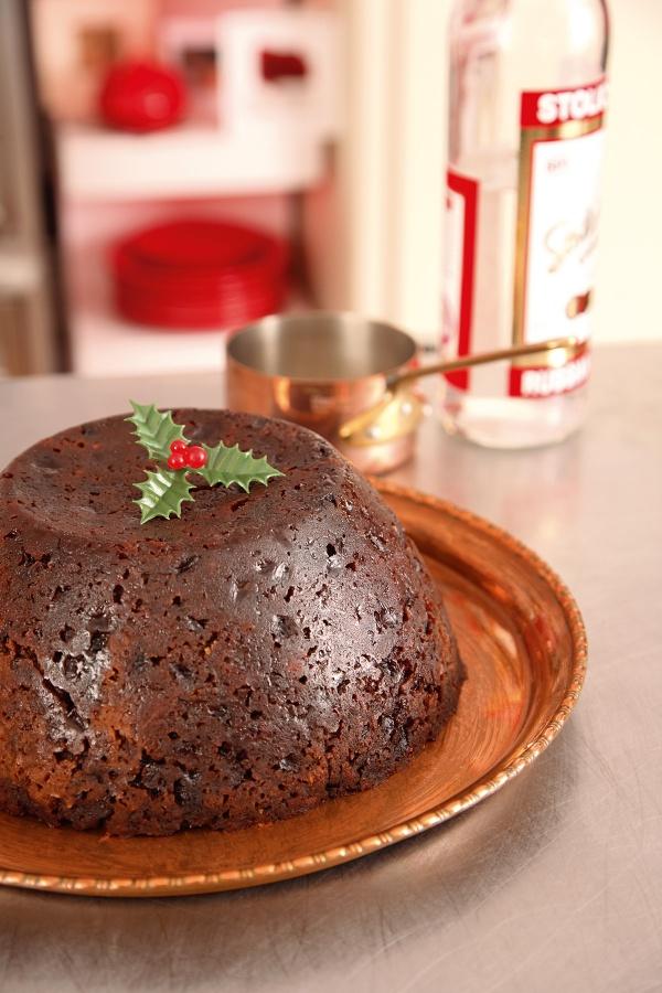 Ultimate Christmas Pudding | Nigella