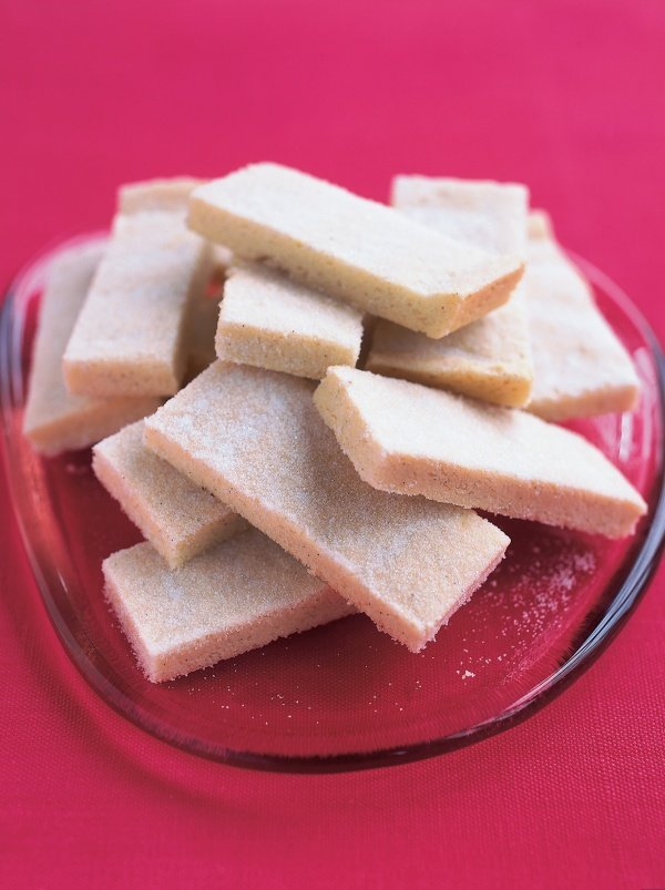Vanilla Shortbread