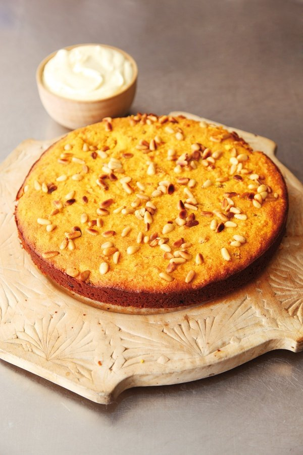Venetian Carrot Cake Nigella S Recipes Nigella Lawson