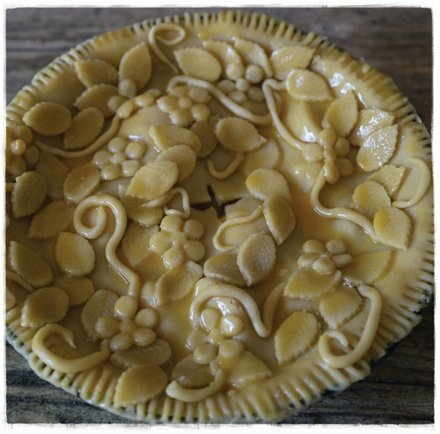 Image of Kerstin Rodgers' Woodland Apple Pie