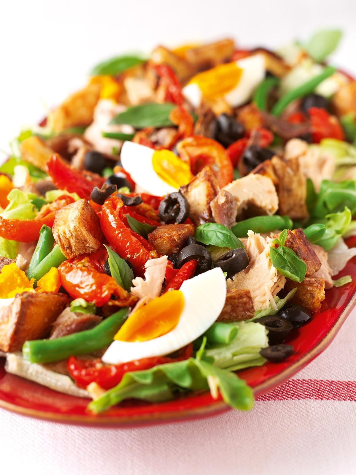 Salade nicoise uk