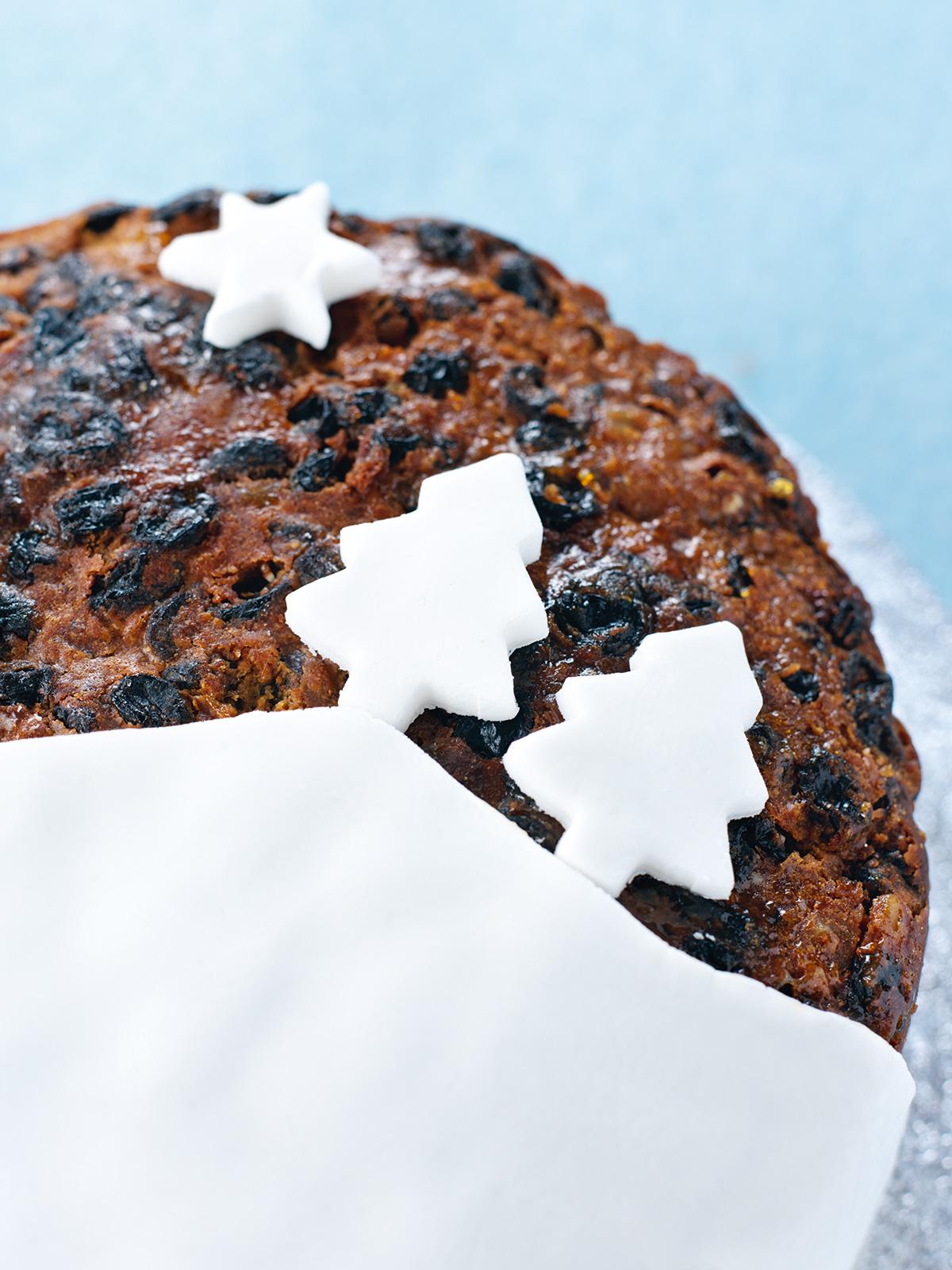 Nigella Easy Action Christmas Cake