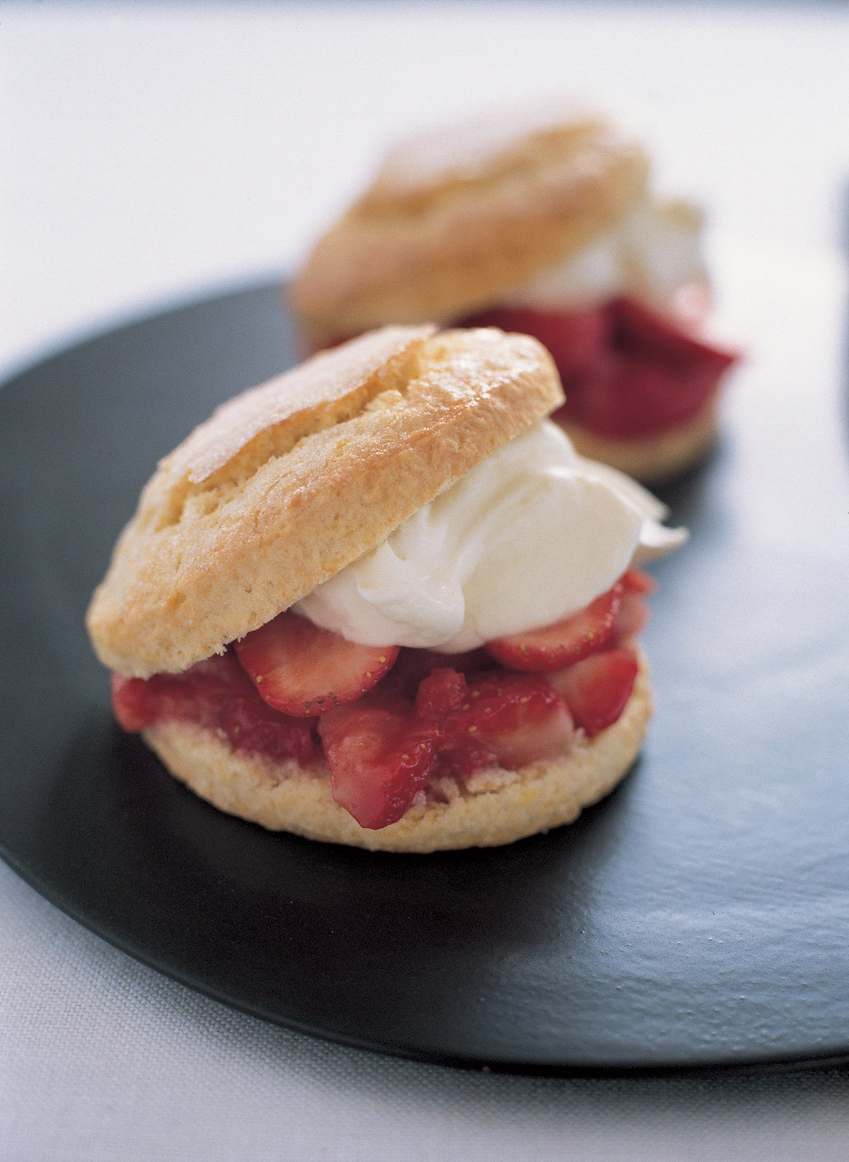 Strawberry and Almond Crumble | Nigella's Recipes ...